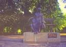 Памятник Тарасу Шевченко на Черниговском валу