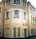 Окна Черниговской областной филармонии
