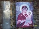 Иконостас. Бештаугорский монастырь