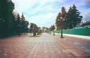 Центральная аллея Мариинского парка