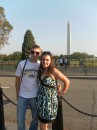 Вот выдался выходной в воскресенье и мы решили поехать в город Вашингтон...и посмотреть, чем же он такой знаменитый..