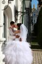 Счастливые мгновения! Мы очень долго ждали нашей свадьбы, и когда этот день настал, нешему счастью не было придела!