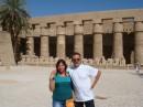 Экскурсия на руины храма Карнак в Луксоре.