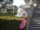 Крымский вояж. Воронцовский дворец. Август 2006.