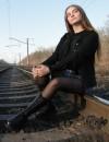 """..но мне все говорили """"твой поезд ушёл"""". Ну и пусть, даже в том направлении пешком,да по шпалам... (ДеД ПыхтО (с) )"""