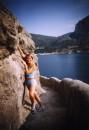 Голубая лагуна Крыма  :-) Это было суперовое путешествие