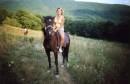 Горные прогулки на лошадях :)