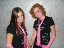 """""""Hellen"""" & """"red_and_fluffy""""        emotwins (just for Helloween)"""