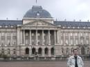 Брюссель - Бельгия - 2006  Королевская резиденция.