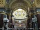 2011 - Венгрия - Будапешт - внутри собора Св. Стефана