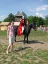 конь был резвый