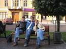 ми з друзями....ми в Львові!