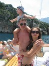 Море, солнце, яхта, любимая семья и праздник 9 мая - что может быть лучше!)
