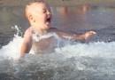 Ну, люблю я плавать! Люблю я море!