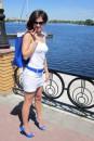 Фото сделано во время прогулки моим другом. Меня покорила завораживающая голубизна неба и воды! Лето это чудо!