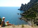 Новый Свет-Крым..Замечательная природа и воздух...