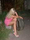 Осталось от Феррари только колесо...