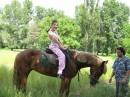 Иппотерапия- лечебная езда на лошади. Это лучшее лекарство от детского церебрального паралича