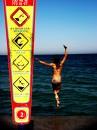 море...прыгать нельзя,а нам всёравно,а нам всёравно