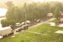 Прекрасный дождь!