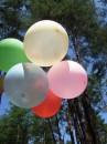 """Друзья подарили на ДР шарики. Вообщем как в старом анекдоте:\""""Не радуют они меня\""""(((("""