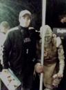 Я и мой друг:) Я слева:))