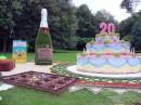 КИЇВ.  Виставка квітів 2011р