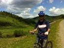 Відпочинок в Українських Карпатах на велосипеді