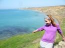 Майские дни, морской воздух и необъятные просторы! Чувствуешь себя ребенком!