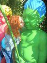 Зеленый)