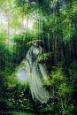 """""""І  хоч  не  довгий  Мавки  час  у  день, Бо  тільки  ніч  –  притулок  їй  до  віку, Та,  видно,  ті  хвилини  чарівні  - Дорожчі  їй  за  небуття  без  ліку…"""" автор вірша: Arbuz (http://www.poetryclub.com.ua/getpoem.php?id=138684)"""