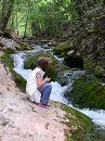 Хочу быть частью воды, камня, движения...