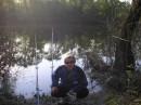 На рыбалке!!!