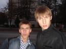 я с братом :)