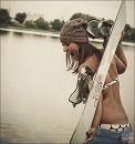 Фотосессия своих увлечений для фотовыставки фотографа Стеллы Мельниченко