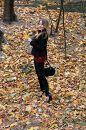 ..Кажется, листья не вкусные:))