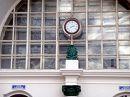Часы вокзала Орджоникидзеград