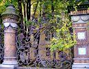Ограда Михайловского сада