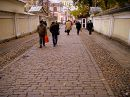 Дорога в Александро-Невскую лавру