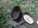 чай из малиновых веточек...