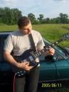 было дело, выежали посидеть с гитаркой