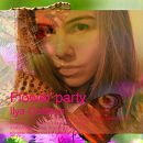 Ilya Golitsyn Flower party