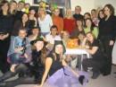 Моя английская школа YAPPI, хэллоуин 2006