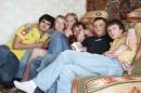 мої друзі живуть на зеленому лузі мій ДРюльнік