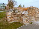 Остов разрушеного храма