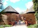 Крепость где то на Польских просторах