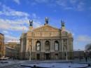 город львов... оперный театр