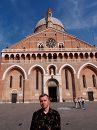 Я!!! и Базилика Святого Антония в Падуе (Италия)