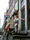 A eto Mashok,v Amsterdame, na RED LIGHTS)))