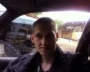 Это Я в машине у лучшего друга